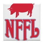 NFFL Tile Coaster