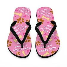 Cane Corso Italiano Mom Gift Flip Flops