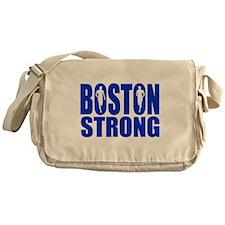 Boston Strong Blue Messenger Bag