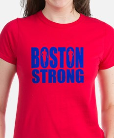 Boston Strong Blue Tee