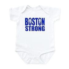 Boston Strong Blue Infant Bodysuit