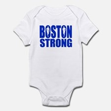 Boston Strong Blue Infant Bodysuit