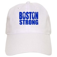 Boston Strong Blue Baseball Cap