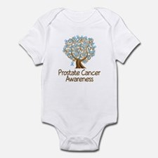 Prostate Cancer Awareness Infant Bodysuit
