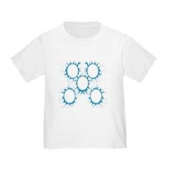 5 Sun Toddler T-Shirt