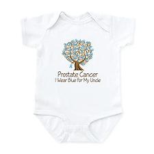 Prostate Cancer Uncle Infant Bodysuit