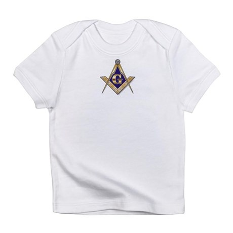 Square and Compass Infant T-Shirt