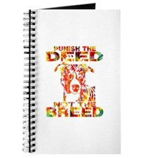 PUNISH THE DEED NOT THE BREED TD2E Journal