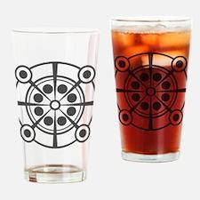 Crop Circle Inspired Original Illustration Drinkin