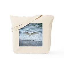 Born of sea-foam Tote Bag