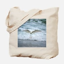 Born of sea-foam Tote Bag