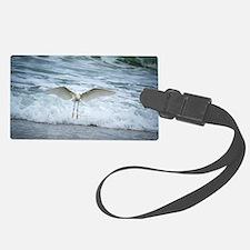 Born of sea-foam Luggage Tag