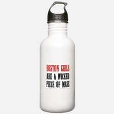 Boston Girls Water Bottle