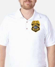 Tampa Police Golf Shirt