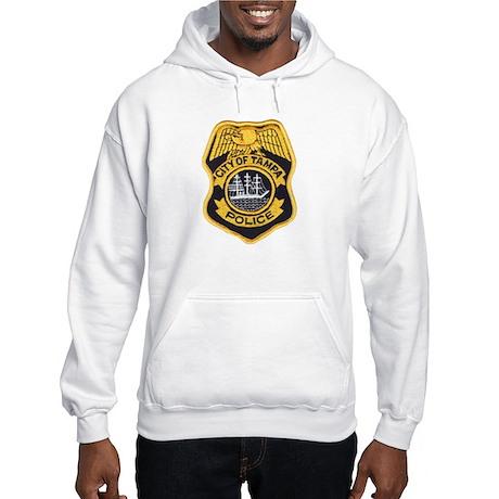 Tampa Police Hooded Sweatshirt