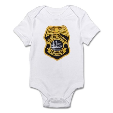 Tampa Police Infant Bodysuit