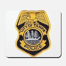 Tampa Police Mousepad