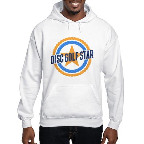 Disc Golf Star Hoodie
