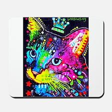 Queen of the Cat Ladies Mousepad