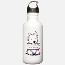 Vital Signs: HAPPINESS Water Bottle
