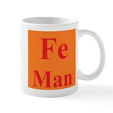 IronMan (Fe Man) Be the Ironman... of Chemistry Mu