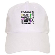 Kendama Block Baseball Cap