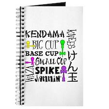 Kendama Block Journal