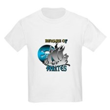 Beware of Pirates T-Shirt
