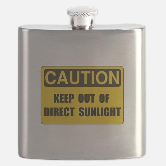 Direct Sunlight Flask