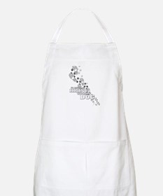 I'd Rather Be Hiking With My Dog Tracks Apron
