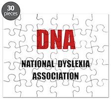 Dyslexia Association Puzzle