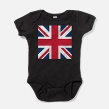 Classic Union Jack Baby Bodysuit
