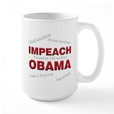 Impeach 3 Mug