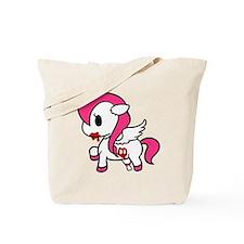 Zombie Pony Tote Bag
