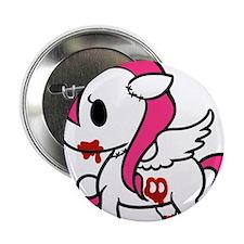 """Zombie Pony 2.25"""" Button"""