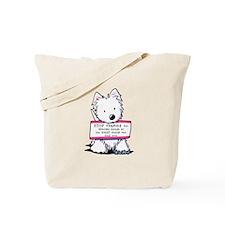 Vital Signs: FOCUS Tote Bag