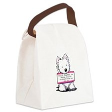 Vital Signs: FOCUS Canvas Lunch Bag