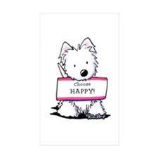 Vital Signs: HAPPY Decal