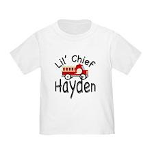 Chief Hayden T