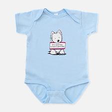 Vital Signs: ATTITUDE Infant Bodysuit