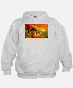 A Thanksgiving Bountiful Harvest Hoodie