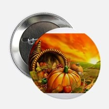 "A Thanksgiving Bountiful Harvest 2.25"" Button"
