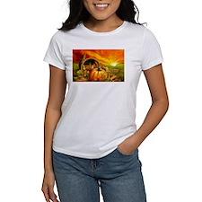 A Thanksgiving Bountiful Harvest T-Shirt