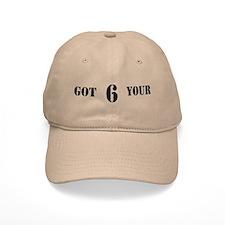 Got Your 6 Baseball Cap