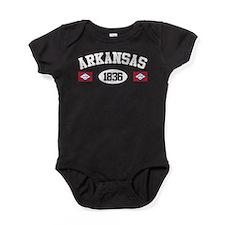 Arkansas 1836 Baby Bodysuit