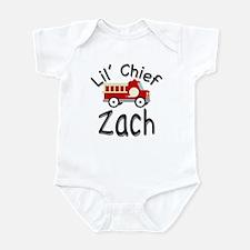 Chief Zach Infant Bodysuit