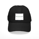 I $ Capitalism Black Cap