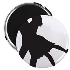 "Lovers 2.25"" Magnet (100 pack)"