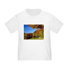 Country Glory in the Fall T-Shirt