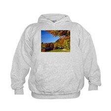 Country Glory in the Fall Hoodie